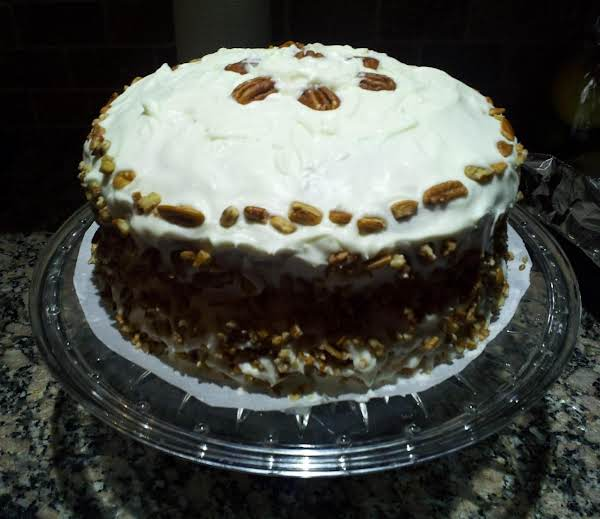 Hummingbird Cake – Florida Style Recipe