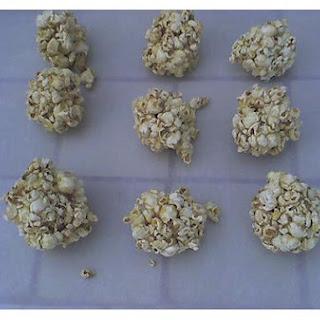 Caramel - Popcorn Balls
