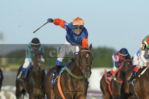 Marignac fue el héroe del Gran Premio Jockey Club