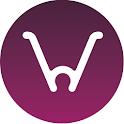 WakeApp alarm clock W friends icon