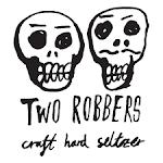 Logo of Two Robbers Orange Mango Seltzer