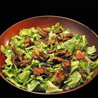 Caesar Dressing Steak Recipes