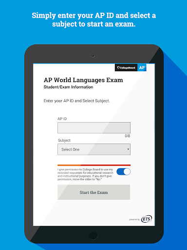 AP World Languages Exam App (AP WLEA) screenshot 9