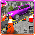 In Car Parking Games-Prado New Driving Game 2020 icon