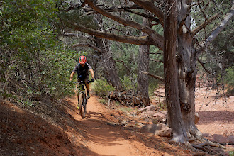 Photo: Sedona with a Sony A7R and mountain bikes