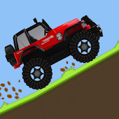 Mountain 4x4 Jeep Race