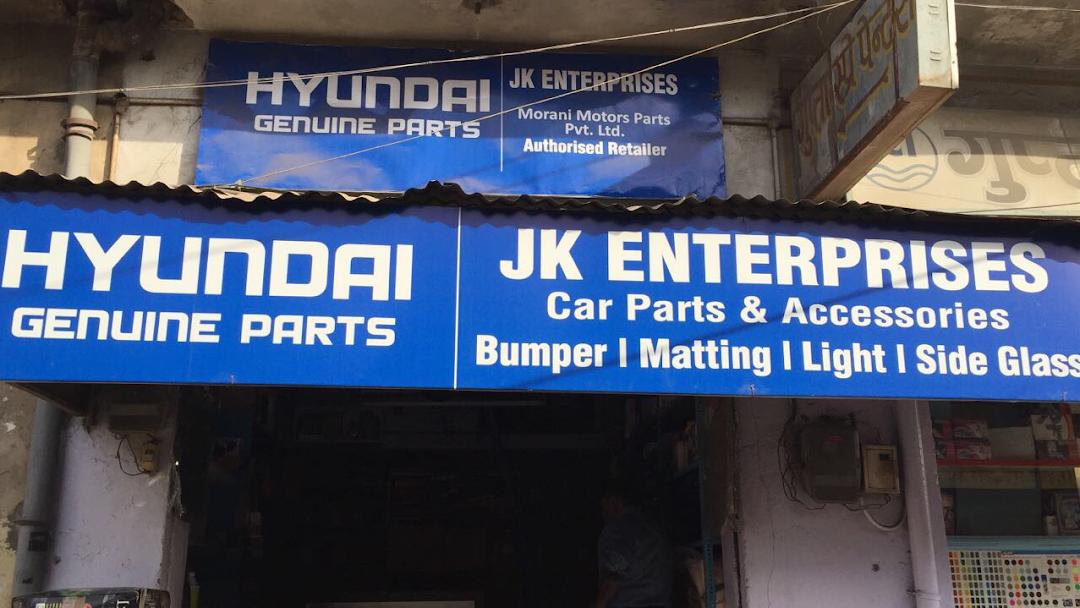 Hyundai Genuine Parts : JK Enterprises , All car parts