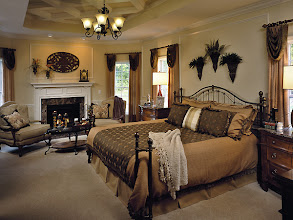 Photo: The master bedroom that was in the MULBERRY model home at our Southwick Meadows neighborhood in Clifton Park, New York