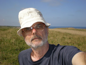 Photo: Norfolk Coast Path - From Wiveton to Cromer - Resting on top of Weybourne cliffs