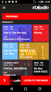 STARADIO 1073 FM- screenshot thumbnail