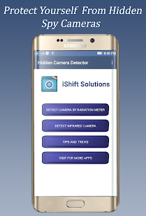 Hidden Spy Camera Detector - náhled