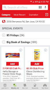 Safeway- screenshot thumbnail