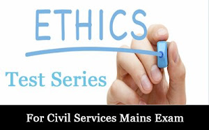 Ethics Test Series For UPSC Mains 2019