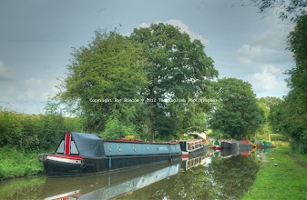 Photo: Bridgewater Canal, Birdswood, Cheshire