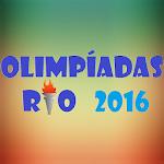 Calendário Olímpico 2016 Icon