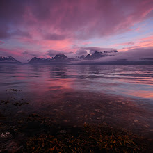Photo: . Inside my dreams!  The last night with Midnight sun up here in the North....