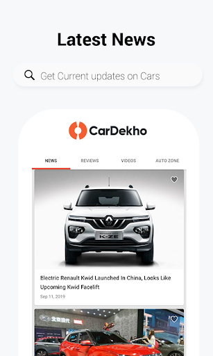 CarDekho: Buy/Sell New & Second-Hand Cars, Prices 7.1.3.3 Screenshots 6