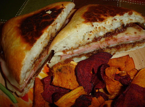 Easy Gourmet Sandwich Recipe