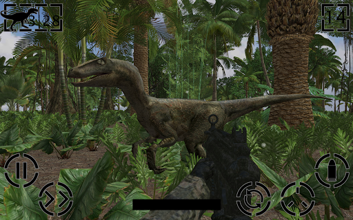 Dinosaur Hunter: Survival Game  captures d'u00e9cran 2