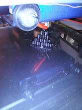 Photo: My first PLA print came out alright once I got it to stick. It is even better now that the fan is working.