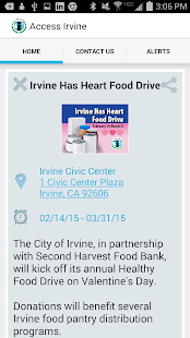 Access Irvine- screenshot thumbnail