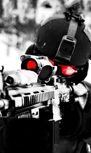 狙击兵 lwp