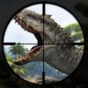 Dino Hunter - Wild Jurassic Hunting Expedition icon