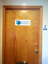 Photo: New England Medical Insurance Agency, LLC in Chelmsford, MA proudly displaying their BBB Accreditation