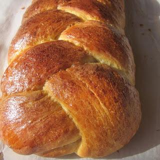 Classic Challah Bread