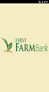 First FarmBank Mobile- screenshot thumbnail
