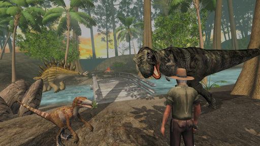 Dinosaur Safari: Online Evolution apktreat screenshots 1