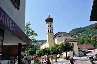 Photo: église de Schruns