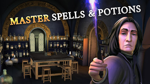 Harry Potter: Hogwarts Mystery 1.5.5 screenshots 2