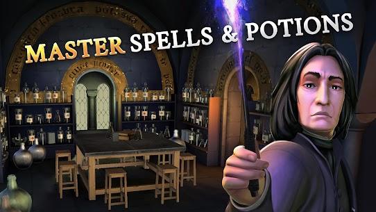 Harry Potter: Hogwarts Mystery MOD 1.6.0 (Unlimited Energy) Apk 2