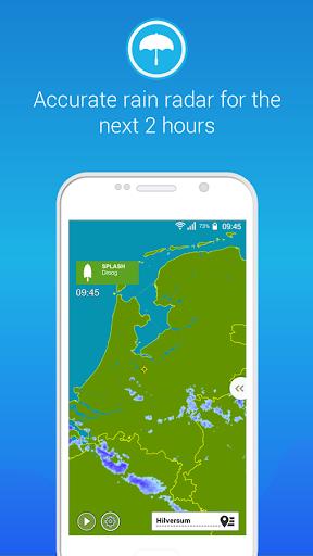 Rain Alarm Weatherplaza 1.5.4 Screenshots 1