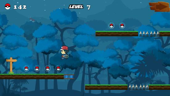 Adventure Pokemon screenshot