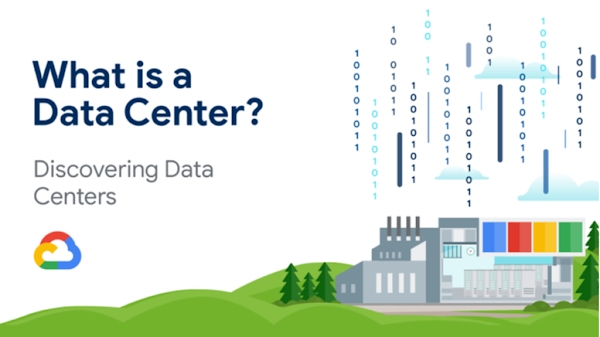 Scopri cos'è un data center e come è stato messo a punto per il cloud.