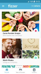 Fizzer - Carte postale- screenshot thumbnail