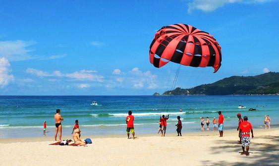 Tanjung Benoa Beach location, Tanjung benoa beach Bali