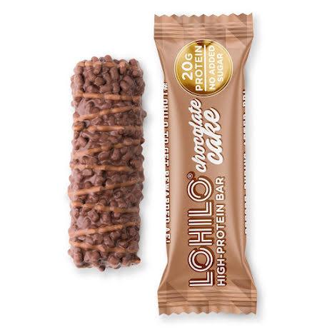Lohilo  Protein Bar Chocolate Cake - 1st