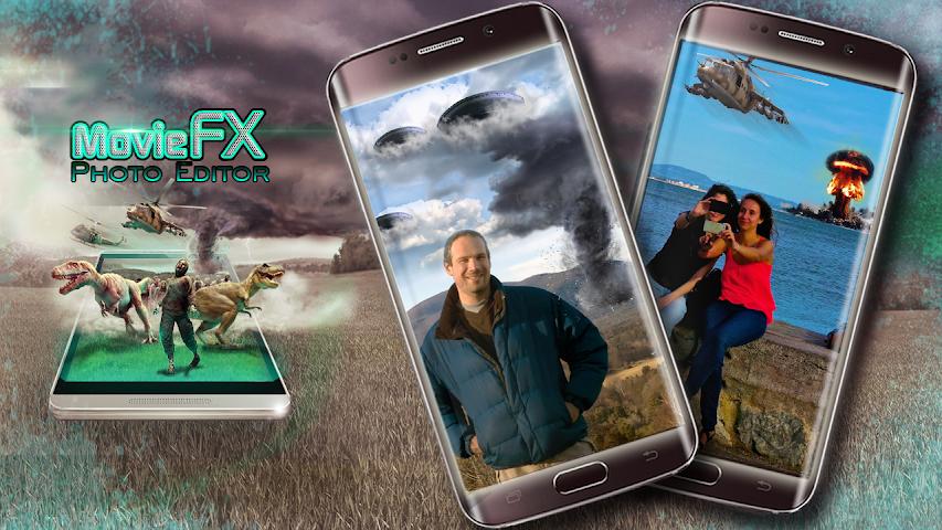 android Movie FX Photo Editor Screenshot 0