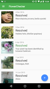 FlowerChecker+, plant identify- screenshot thumbnail