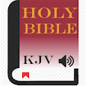 King James Offline Bible App + Audio icon