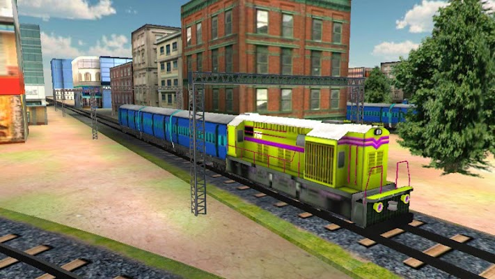 Train Driving 2016 - screenshot