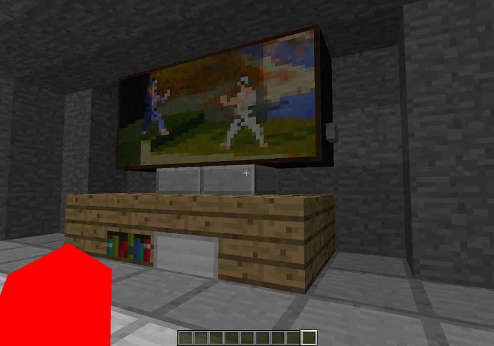 Image Of Minecraft Room Ideas Xbox 360