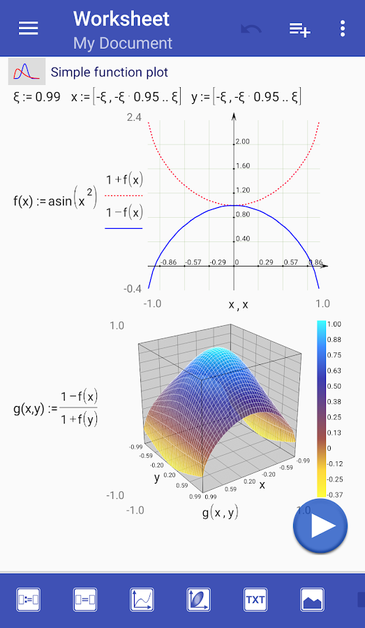 microMathematics Plus- screenshot