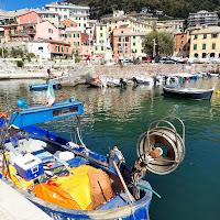 Io vivo qui a Genova-Nervi di