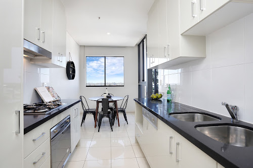 Photo of property at 1610/88-90 George Street, Hornsby 2077