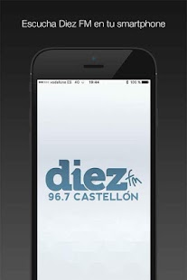 Diez FM Radio- screenshot thumbnail