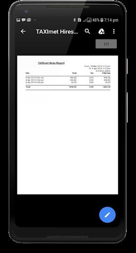 TAXImet - Taximeter 4.3 screenshots 6